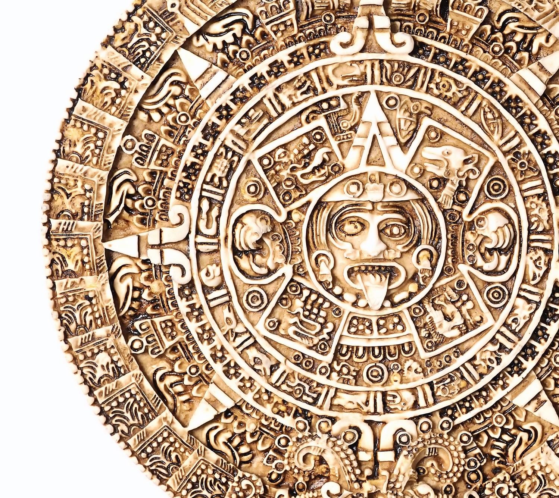 mexico holidays-Calendario Azteca