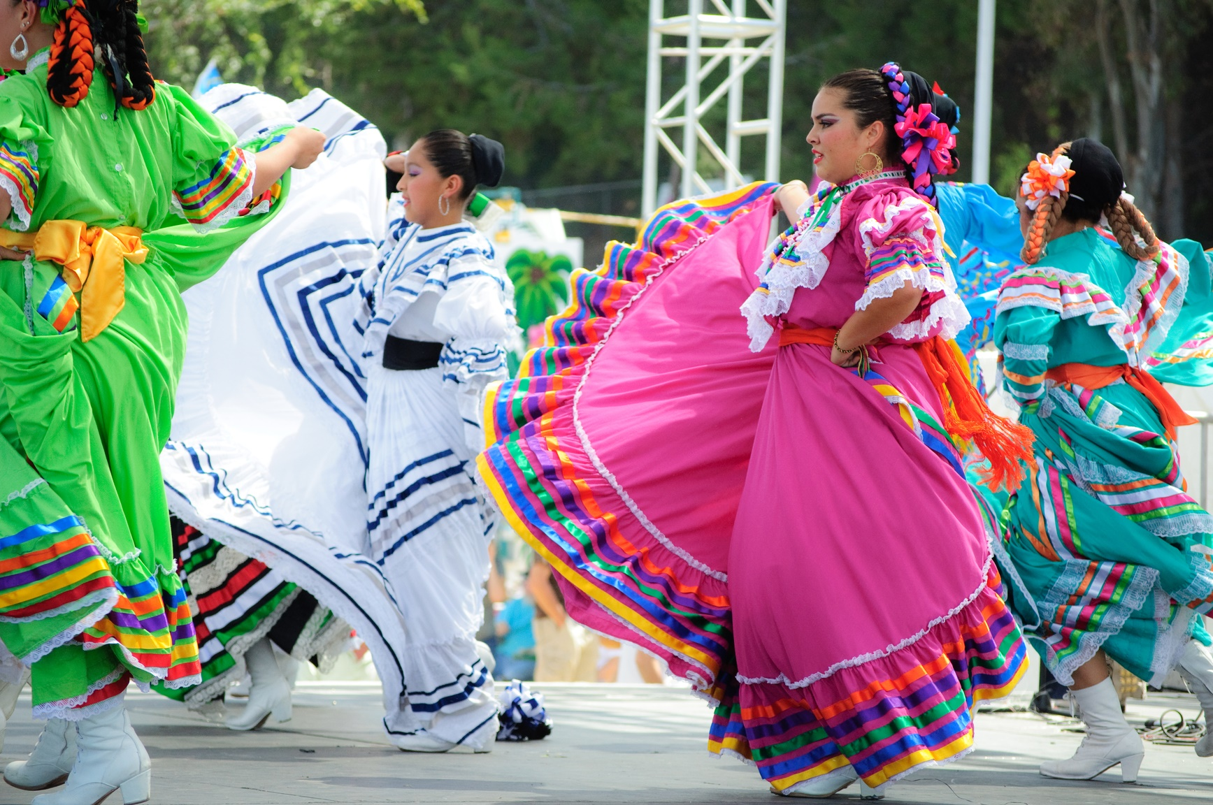 Performing Arts - Mexican Folklore